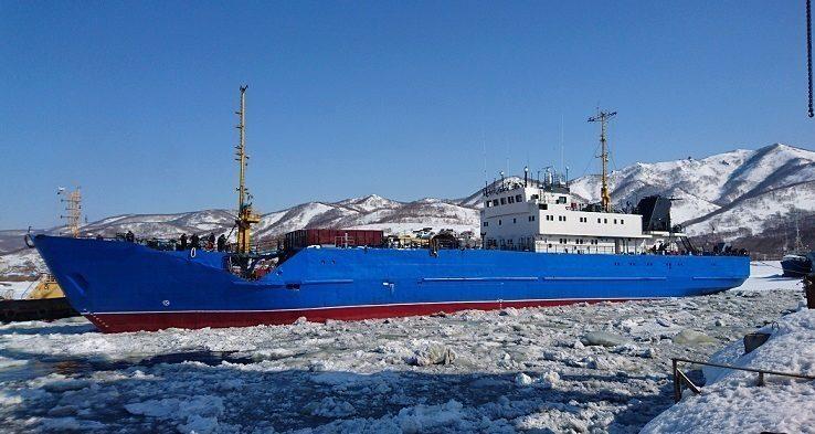 вакансии на рыболовное судно владивосток